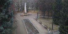 The view from the session hall Kupyansk