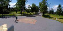 Webcam Nowy Tomysl - Recreation Park named after Felix Shatskogo