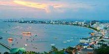 Webcam Pattaya - Ship harbour