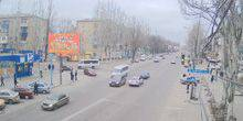 Webcam Melitopol - Turn on street Schmidt