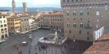 Webcam Florence - Signoria Square