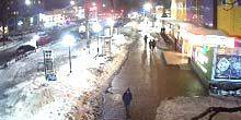 Webcam Myrgorod - Shop Silpo on Gogol Street