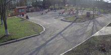 Webcam Teplodar - Children's Playground in the valley of fairy tales