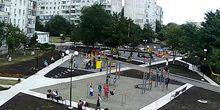 "Webcam Doljanski (Sverdlovsk) - Children's Playground ""fairy Tale"""
