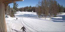 Webcam Craftsbury - Ski training base