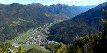 Webcam Kranjska Gora - Panorama from height