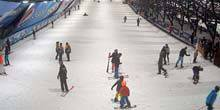 Webcam Heerlen - Indoor ski complex SnowWorld