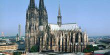 Webcam Cologne - Roman Catholic Gothic Cathedral