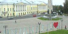 Webcam Vladimir - Cathedral square