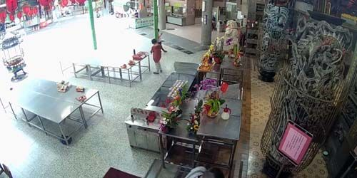 Webcam Taichung (island of Taiwan) - Songzhu Temple in Beitong County