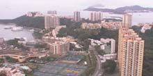 Webcam Hong Kong - Panorama of the south coast