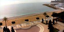 Webcam Valencia - The beaches and Marina in the municipality of Altea