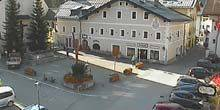 Webcam Rauris - Central square, city hall