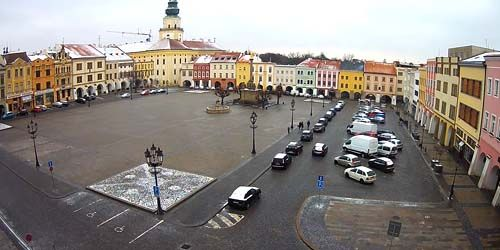 Webcam Kromeriz - central square