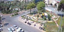 Webcam Alania - central square