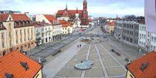 Webcam Bialystok - Central square Kosciuszko