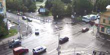 Webcam Pskov - Square on Riga Avenue