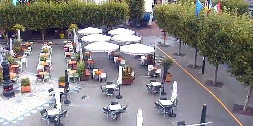 Webcam Nijmegen - Central square, PTZ camera