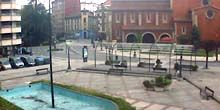 Webcam Oviedo - Square in the city center