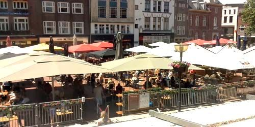 Webcam Eindhoven - Central market square