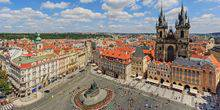 Webcam Prague - Old town square
