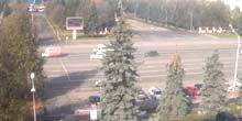 Webcam Ufa - Central Lenin Square