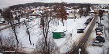 Webcam Dombrova Bialostotsk - Kosciuszko Central Square