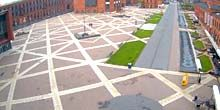 Webcam Lodz - central square