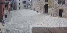 Tomaso Bembo Square, Bale City Hall Rovinj