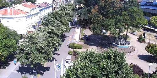 Webcam Burgas - Square in the city center