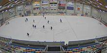 Webcam Turnov - Ice stadium in Mashkow garden