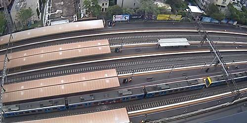 Webcam Melbourne - South Yarra train station