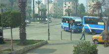 Webcam Cairo - Bus station in the suburbs