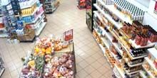 Webcam Naples - Grocery store