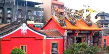 Webcam Taoyuan - Old Street in Daxi