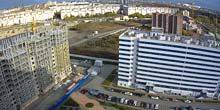 Webcam Novosibirsk - LCD Summer, panorama from above