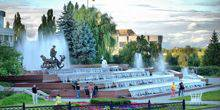 Webcam Sumy - Fountain Sadko