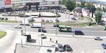 Webcam Kharkov - SUNMALL shopping center on Gagarin Avenue
