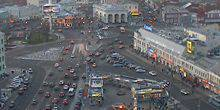 Webcam Moscow - Taganskaya square
