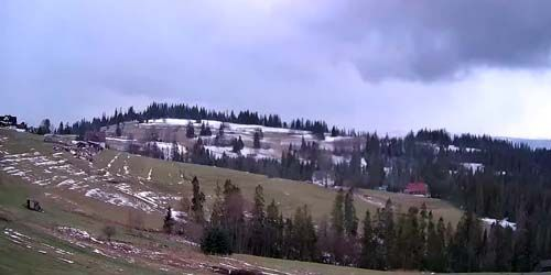 Webcam Poprad - High Tatras, the highest mountainous part of the Carpathians