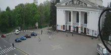 Webcam Mariupol - Theater Square