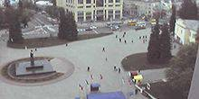 Webcam Lutsk - Theater square
