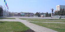 Webcam Saratov - Square in the city centre