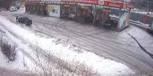 Webcam Nizhny Novgorod - Technomatic self-service car wash