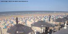 "Webcam Zandvoort - Restaurant ""Thalassa"" on the beach"