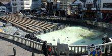Webcam Kusatsu - Large thermal pool
