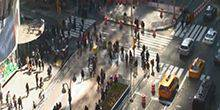 Webcam New York - Times Square