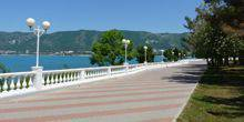 Webcam Gelendzhik - Quay Thick toe
