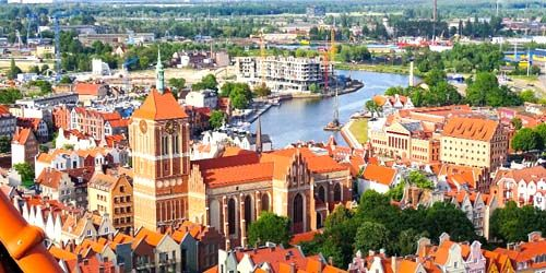Webcam Gdansk - City tour