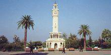 Webcam Izmir - Clock Tower on Konak Square